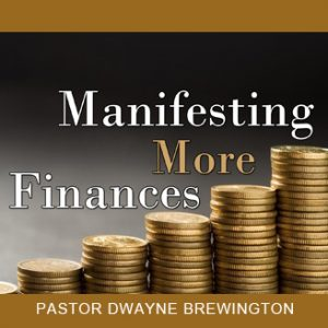 manifesting more finances